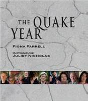 Cover of The quake year