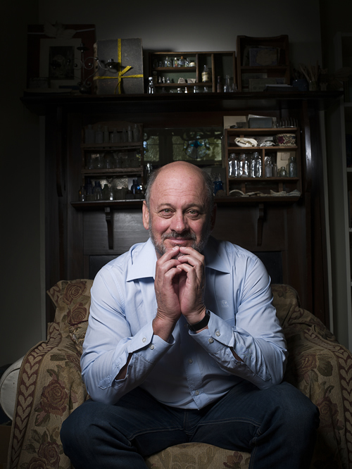 Tim Flannery. Photo by Damien Pleming. Image supplied.