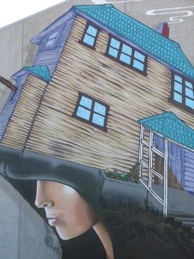Street art by Wongi
