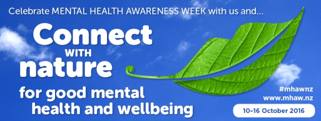 Mental health awareness week 2016