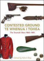 Cover of Contested ground: Te whenua i tohea