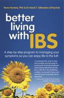 Cover of Better living with IBS