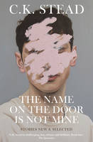 Cover of The name on the door is not mine