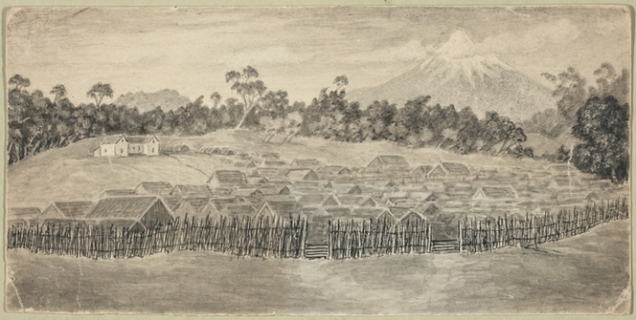 Parihaka [1881 or later]