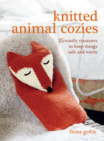 Cover of Knitted Animal Cozies