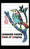 Cover of Book of longing