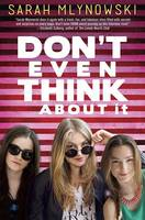 Cover of Don't even think about it