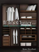 Cover of If it's clutter