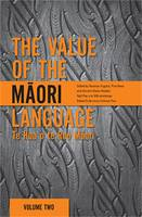 Cover of The value of the Māori language?