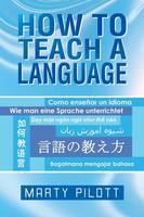 Cover of How to teach a language