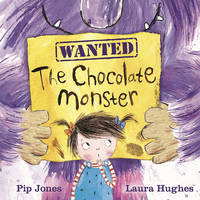 Cover of The chocolate monster