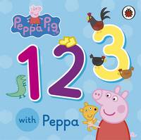 Cover of Peppa 1,2, 3