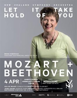 NZSO Mozart & Beethoven concert
