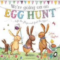 Cover of We're going on an egg hunt