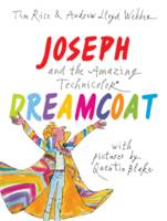 Cover of Jason and the amazing technicolor dreamcoat
