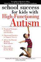 Cover of School success for kids with high-functioning autism