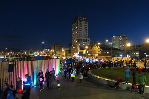 Lantern Parade 2016
