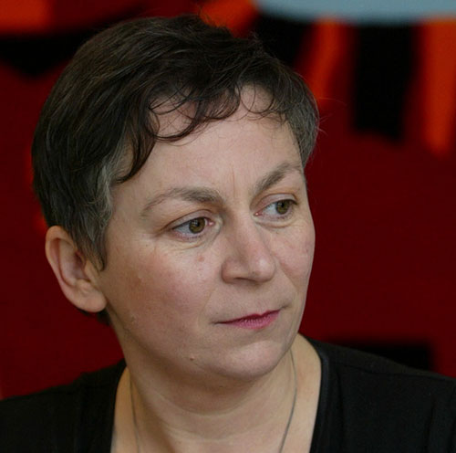 Anne Enright. Photo by Joe O'Shaugnessy. Image supplied.