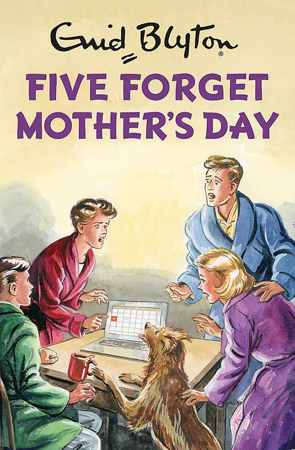Five Forget Mother's Day | Christchurch City Libraries