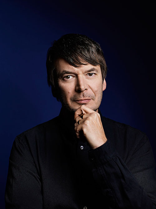 Ian Rankin. Image supplied.