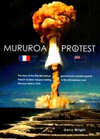 Cover of Mururoa protest