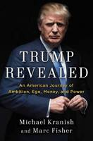 Cover of Trump revealed