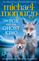 Cover of The Fox and the Ghost King