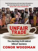 Cover of Unfair trade
