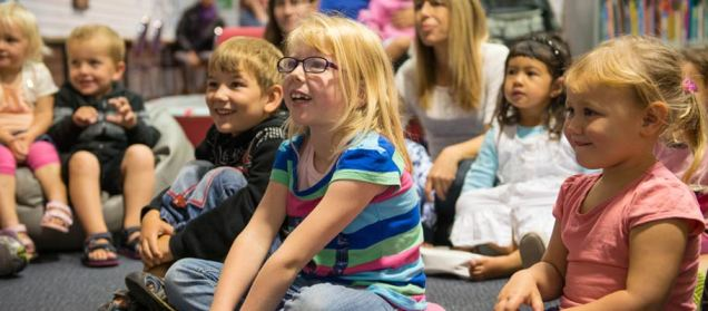 Preschool storytimes