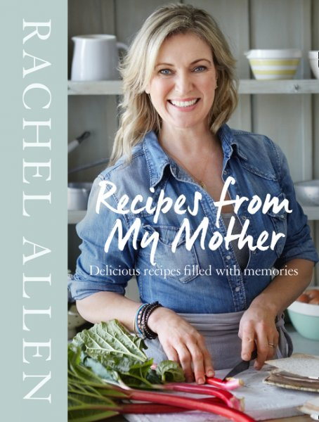 Cover of Recipes from my mother