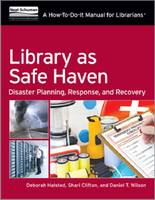 Cover of Library as safe haven