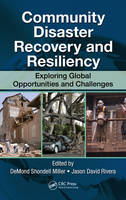 Cover of Community disaster recovery and resiliency