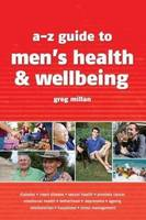 Cover of A-Z guide to men's health & wellbeing