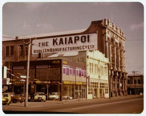 Kaiapoi Woollen Manufacturing Co. Ltd