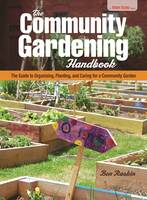 Cover of Community gardening