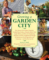 Cover with Growing a garden city