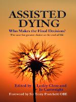 Cover of Assisted dying