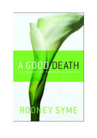 Cover of A good death