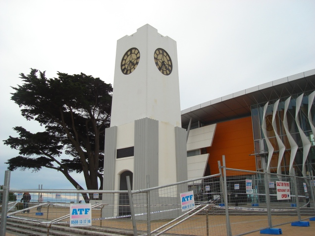 New Brighton clock tower,