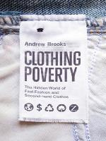 Cover of Clothing poverty
