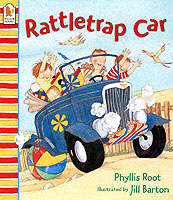 Cover of Rattletrap Car by Phyllis Root