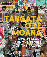 Cover of Tangata o le moana: New Zealand and the people of the Pacific