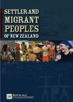 Cover of Settler and migrant peoples of New Zealand