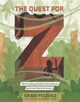 Cover of The quest for Z