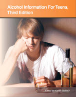 Cover of Alcohol information for teens
