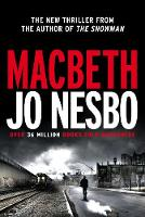 Cover of Macbeth by Jo Nesbo