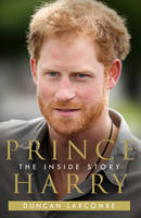 Cover of Prince Harry: The inside story
