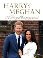 Cover of Harry & Meghan: a royal engagement