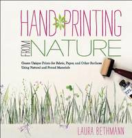 Cover of Hand printing from nature