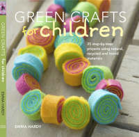 Cover of Green crafts for kids